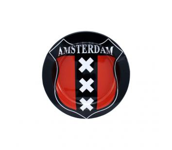 Scrumiera Amsterdam XXX (rosu)