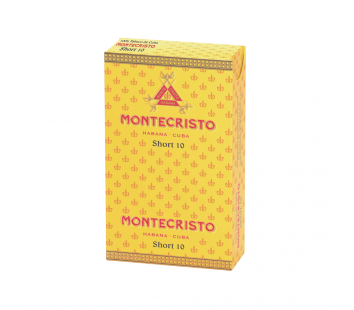 Tigari de foi Montecristo Short (10)