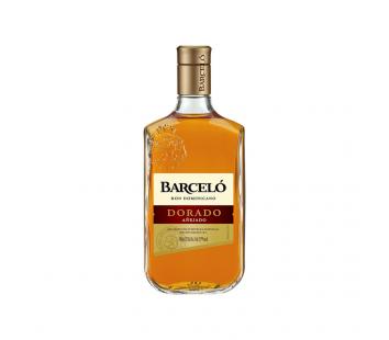 Rom Barcelo Dorado (0.7L, 37.5%)
