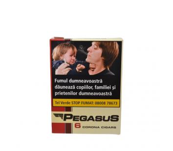 Tigari de foi Pegasus Red 55g (6)