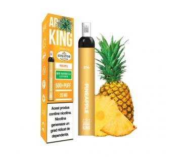 Narghilea Electronica Aroma King by Senator - Pineapple (500 pufuri)