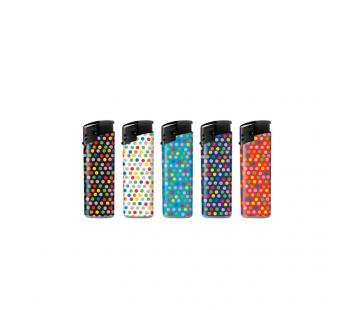 Bricheta Angel (multicolour dots)