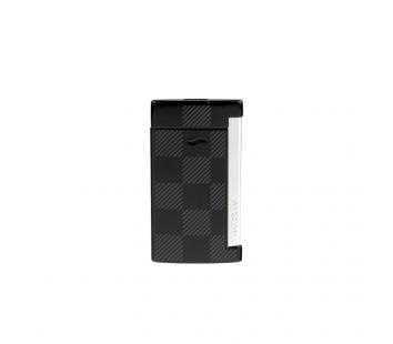 Bricheta Slim 7 Black Checked S.T. Dupont
