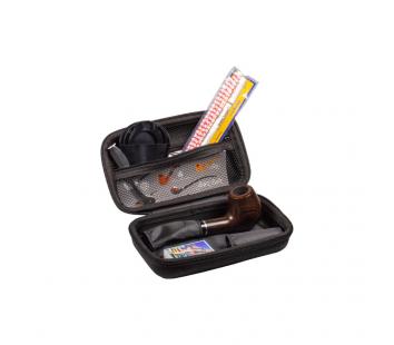 Set Pipa Starter Pack Hardbox (maro inchis)