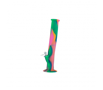 Bong Dreamliner Silicon (green/pink)
