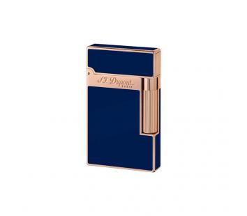 Bricheta L2 Pink Gold Blue Lacquer S.T. Dupont