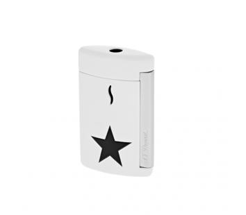 Bricheta Minijet White Black Star S.T. Dupont