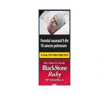 Tigari de foi BlackStone Tip Cigarillos Ruby (5)