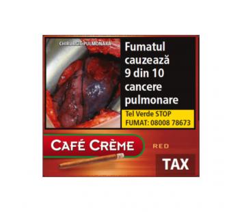 Tigari de foi Cafe Creme Red (10)
