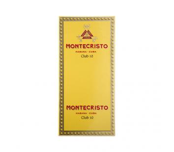 Tigari de foi Montecristo Club (10)