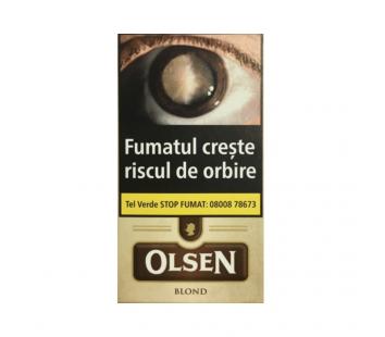 Tigari de foi Olsen Blond (5)