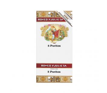 Tigari de foi Romeo y Julieta Puritos (5)