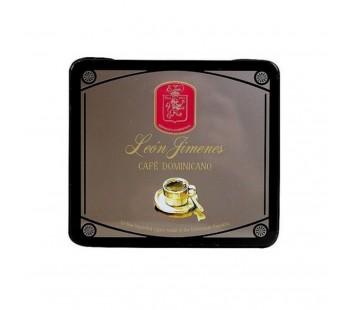 Trabucuri La Aurora Leon Jimenes Cafe Dominicano Tin (10)