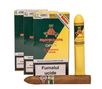 Trabucuri Montecristo Regata Tubos (3)