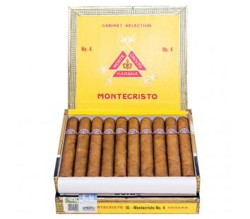 Trabucuri Montecristo No. 4 (10)