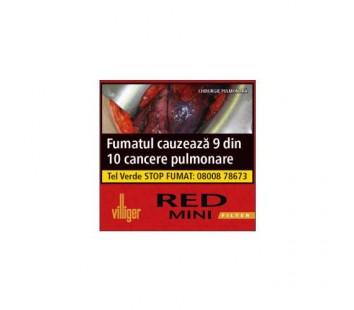 Tigari de foi Villiger Red Mini Filter (10)