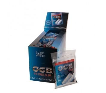 Filtre OCB Slim 6 mm (120)
