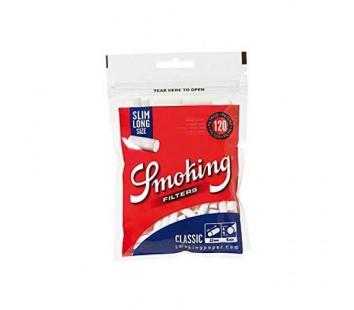 Filtre Smoking Classic Slim Long (120)