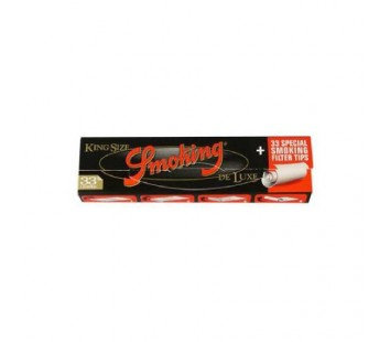 Foite Smoking King Size Deluxe + Tips (33)