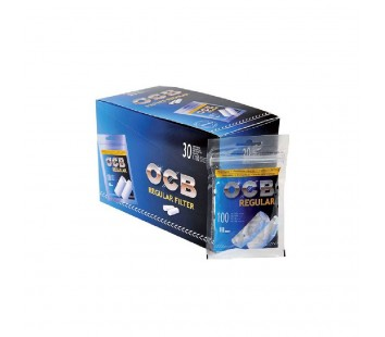 Filtre OCB Standard 7.5 mm (100)