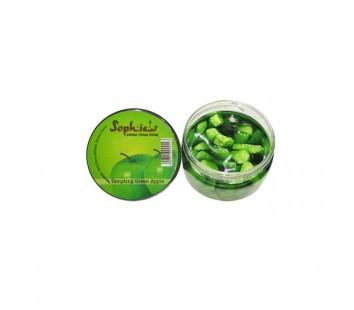 Pietre pentru narghilea Sophies Green Apple (100 g)