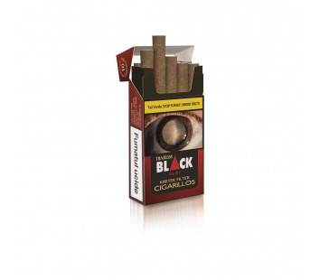 Tigari de foi Djarum Black Ruby Filter (10)
