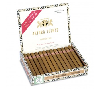 Trabucuri Arturo Fuente Curly Head Natural (25)
