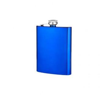 Plosca Angelo (albastru) 8oz