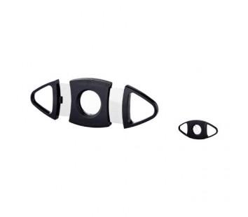 Cutter Angelo Plastic 2 lame (negru)