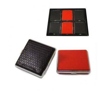 Tabachera Angelo (negru&rosu) 6 modele