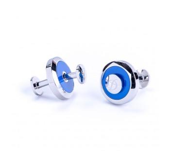 Butoni JetOn Reversible Blue S.T. Dupont