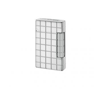 Bricheta Initial Square White S.T. Dupont