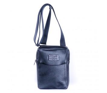 Geanta Bag Line D Soft Grain Black Small 181256