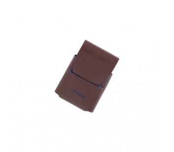 Etui Bricheta L2 Slim Brown&Blue 184104