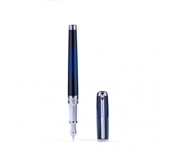 Stilou Line D Atelier Sunburst Blue&Palladium 410714