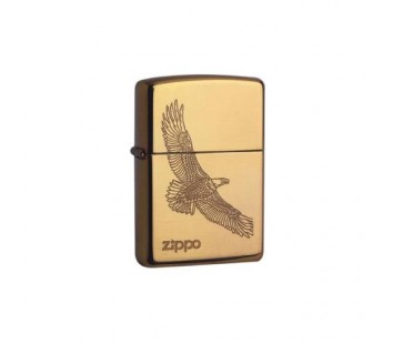 Bricheta Zippo Brass Eagle