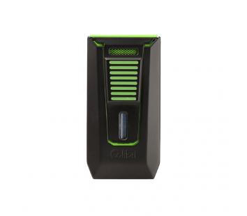 Bricheta Colibri Slide II cu Punch (negru/verde)