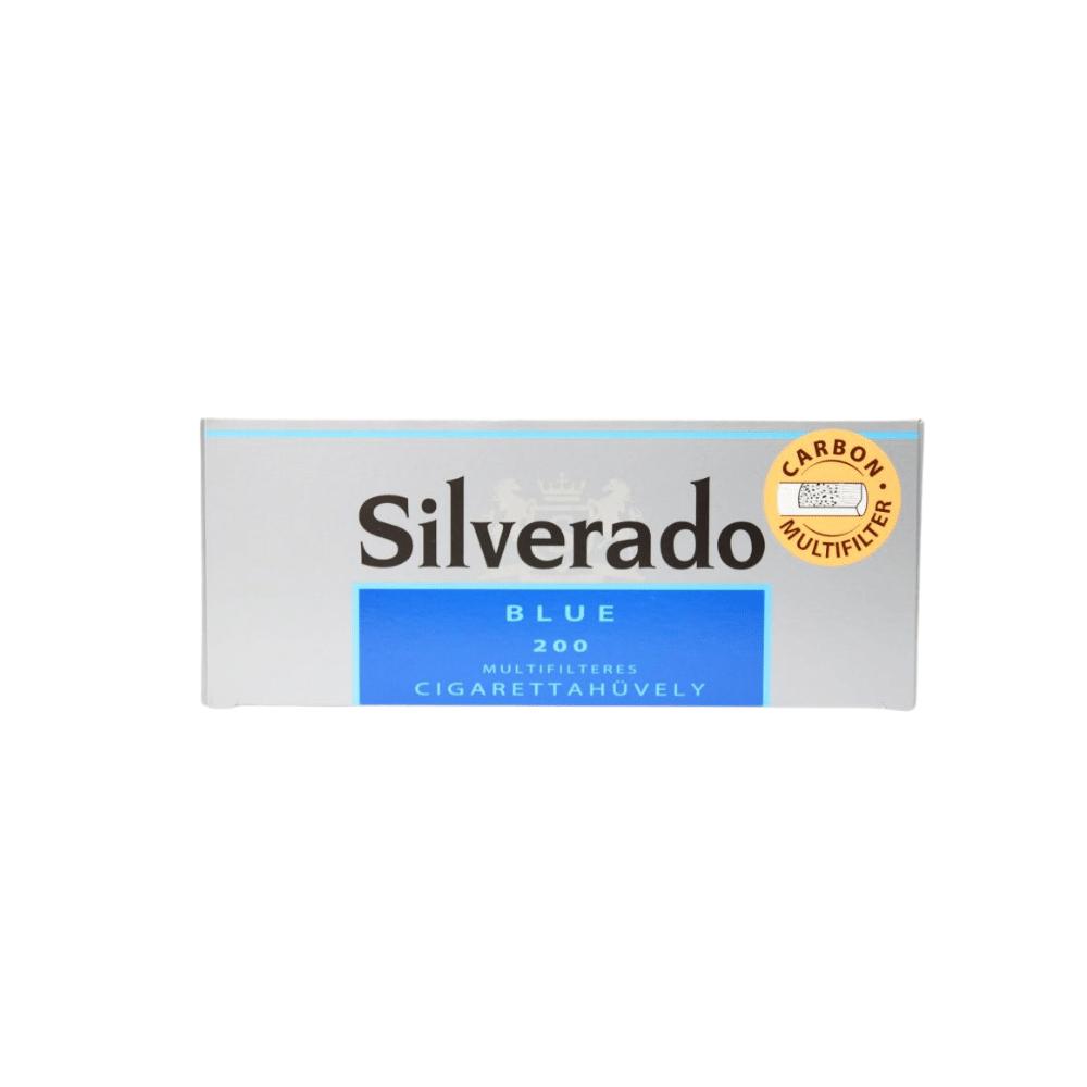Tuburi Silverado Blue Carbon (200)