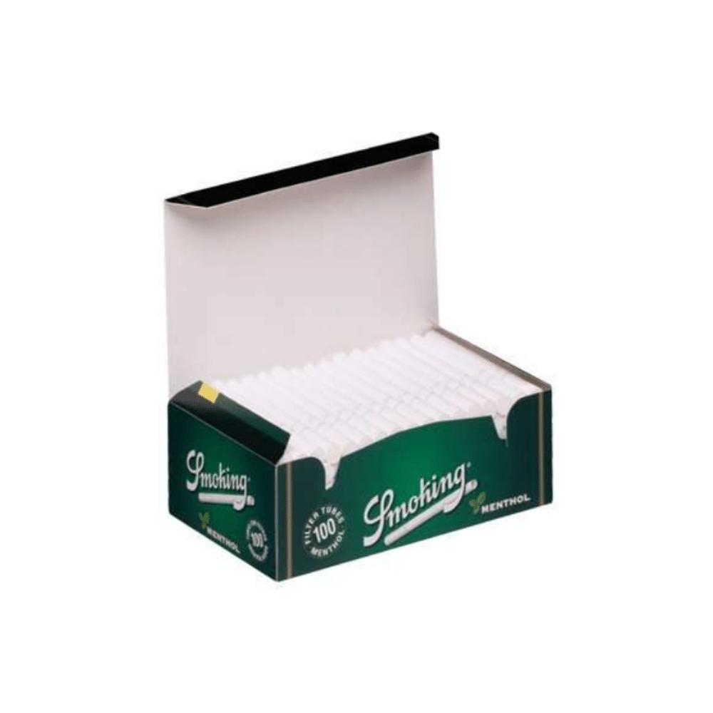 Tuburi Smoking Menthol (100)