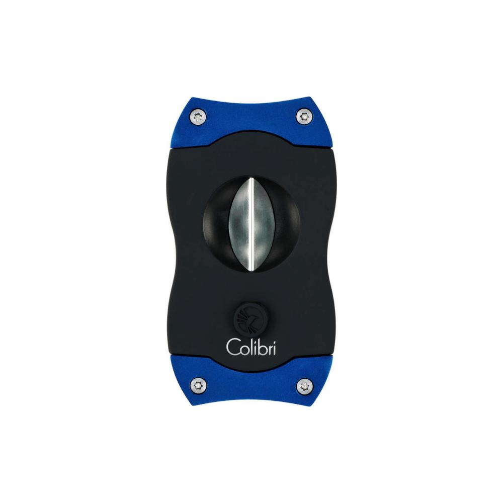 Cutter Colibri V-Cut (negru&albastru)