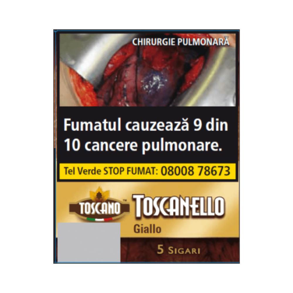 Tigari de foi Toscanello Giallo (5)