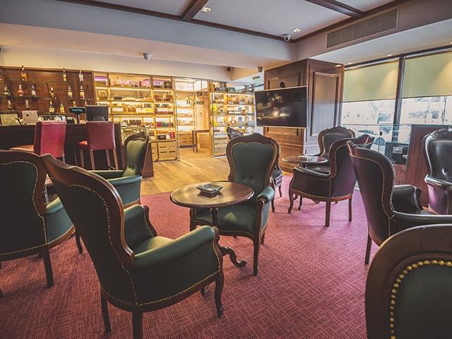 El Unico - Cigar Lounge - Primaverii