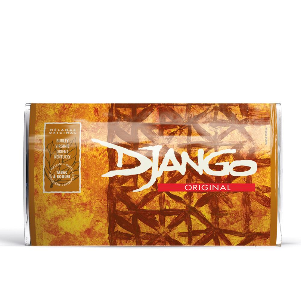 Tutun de rulat Mac Baren Django Original (30g)